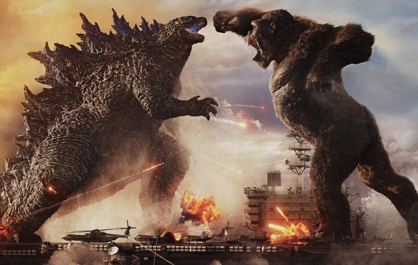 کشتی کج هیولاها؛ «گودزیلا علیه کونگ» چگونه سینماها را نجات داد؟