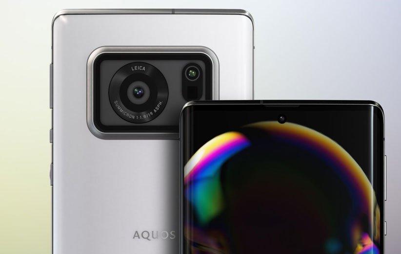 شارپ اولین گوشی با سنسور دوربین ۱ اینچی را معرفی کرد
