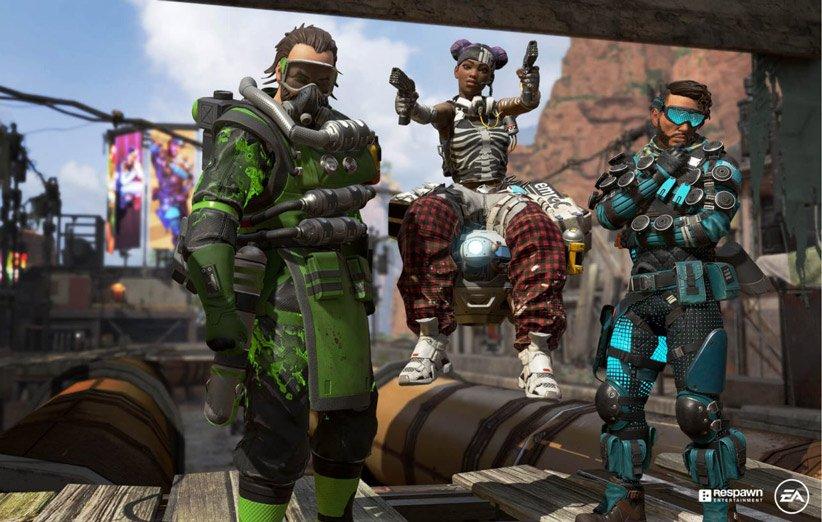 ایپکس لجندز و بازیهای آنلاین بیشترین حجم درآمد EA را تشکیل میدهند