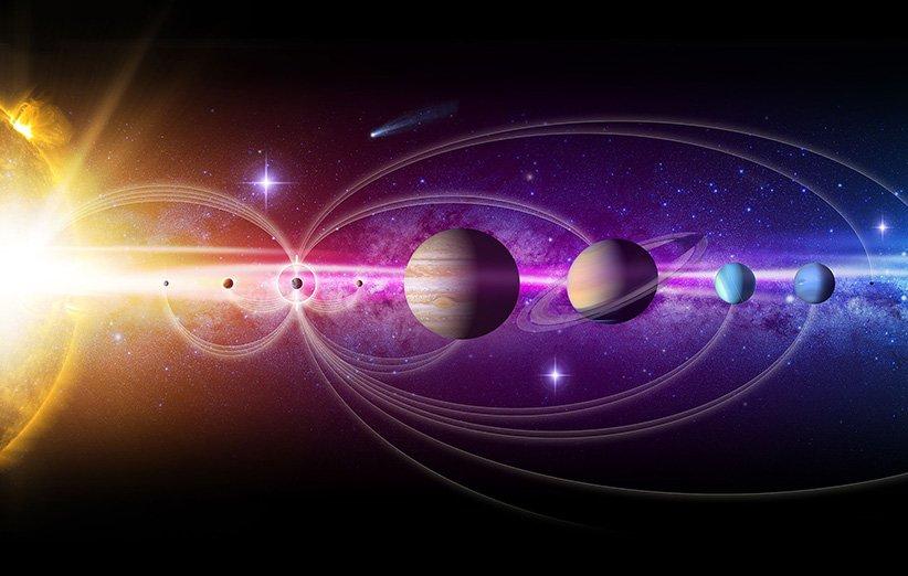 عجایب هفتگانهی منظومهی شمسی که شاید روزی مقصد گردشگری باشند