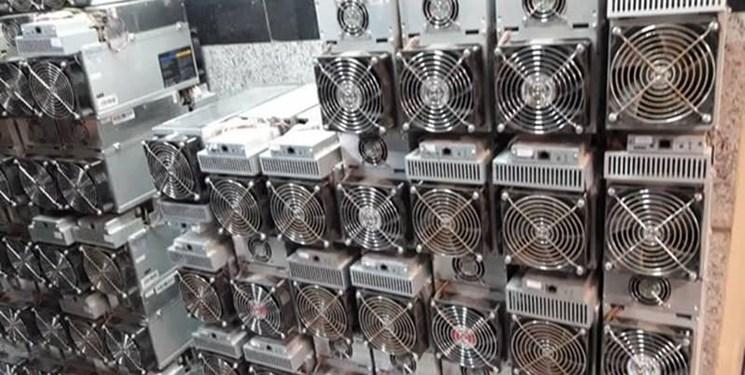 کشف بیش از ۱۵۰ دستگاه استخراج ارز دیجیتال در مشهد