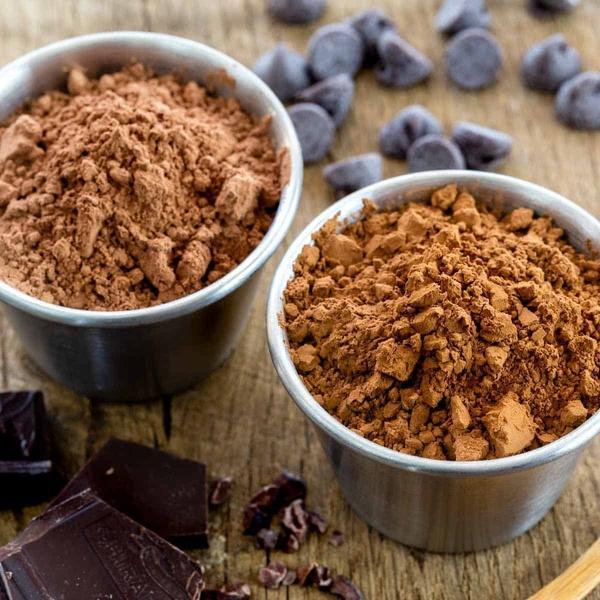 طرز تشخیص تقلب در پودر کاکائو در بازار ایران