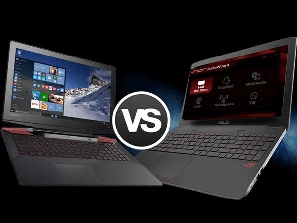 مقایسه لپ تاپ ایسوس و لنوو ، لپ تاپ لنوو بخریم یا ایسوس؟