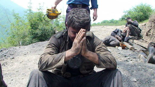 درگذشت دو تن از کارگران شریف و زحمتکش معدن طزره را تسلیت میگویم