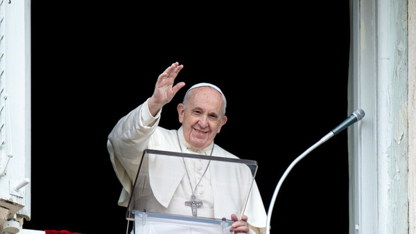 درخواست پاپ فرانسیس برای پایان دادن به خشونت در قدس