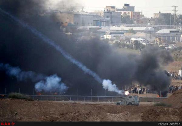 ۸۵ شهید و زخمی در جریان حمله صهیونیستها به شمال غزه
