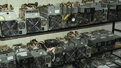جمع آوری 13 دستگاه رمز ارز غیرمجاز دیجیتال در جاسک