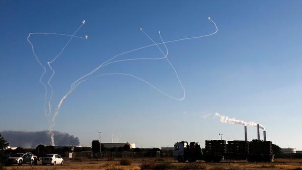بمباران گروههای مقاومت فلسطین علیه مواضع ارتش اسرائیل