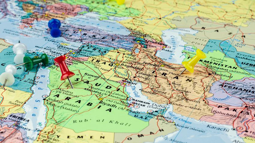 اسرائیلی ها نگران از عادی شدن روابط ایران و عربستان