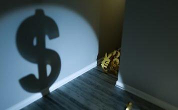 دلار در معاملات خارجی بالا رفت