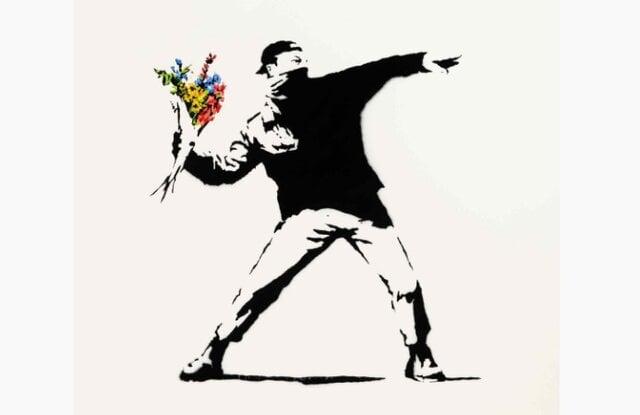 فروش اثر هنری «بنکسی» با ارز دیجیتال