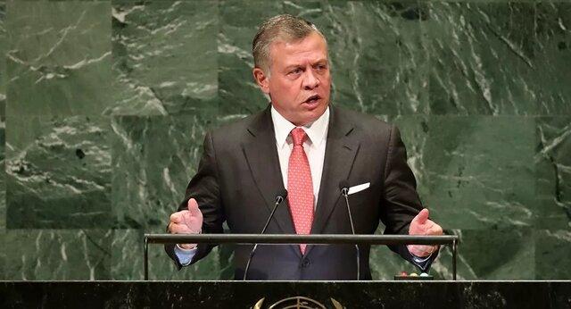 پادشاه اردن حمایت اروپا از کشورش را ستود