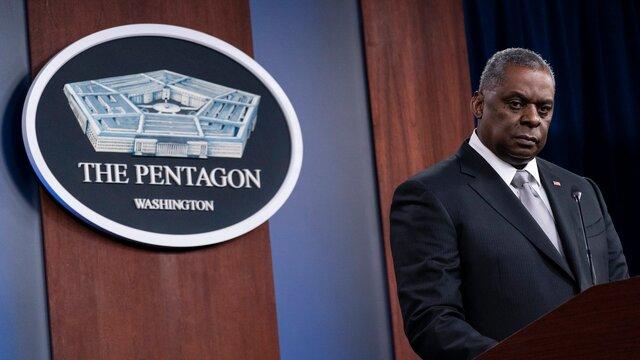 وزیر دفاع آمریکا: پنتاگون باید برای جبهه جنگ بسیار بزرگتری آماده باشد