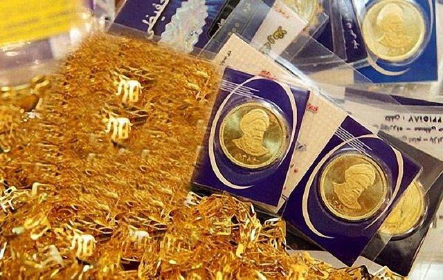 کاهش باورنکردنی قیمت سکه و طلا/ حباب سکه دوباره بزرگ شد