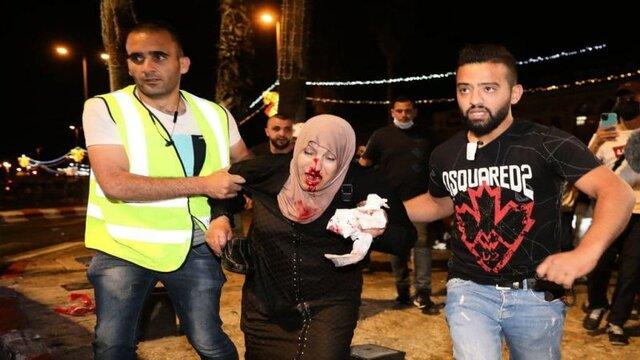 دومین شب ناآرام قدس؛ زخمی شدن حدود ۱۰۰ تن در درگیریها/سازمان ملل، آمریکا و اروپا نگرانند