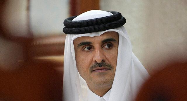 گفتگوی تلفنی امیر قطر با عباس و هنیه درباره قدس