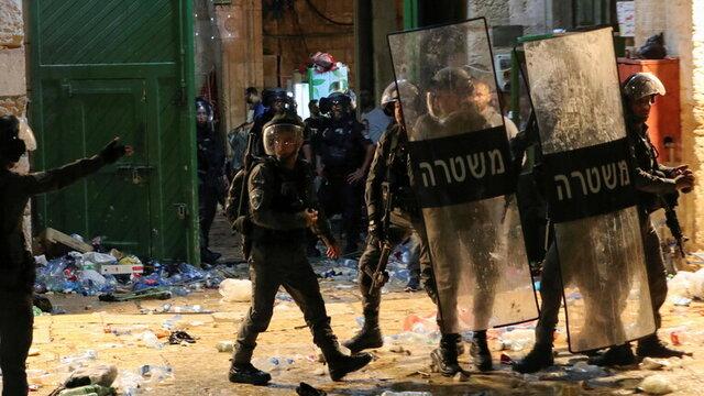 دادگاه اسرائیلی جلسه فردا درباره پرونده الشیخ جراح را لغو کرد