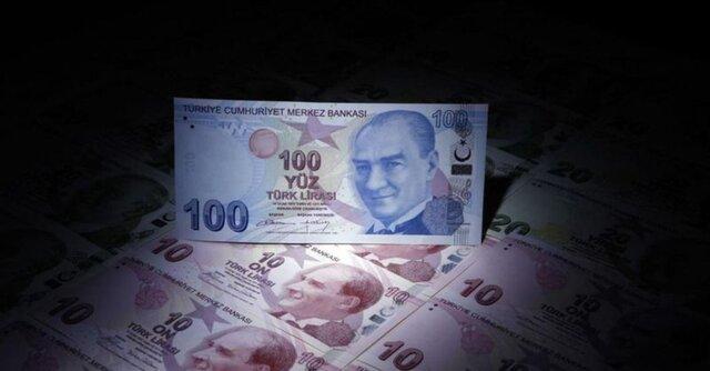 لیر ترکیه در قعر تاریخی