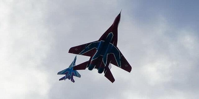 مجله آمریکایی: عراق احتمالا جنگندههای آمریکایی را با جنگندههای روس جایگزین میکند