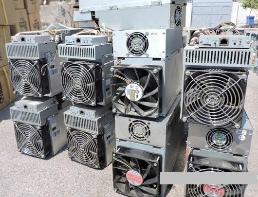 استخراج ۳۰ دستگاه ارز دیجیتال در یک شالیکوبی