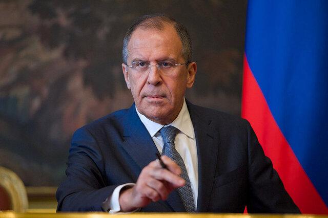 """لاوروف: آلمان سیاست """"مهار روسیه"""" را تشدید کرده است"""