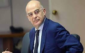 """وزیر خارجه یونان برای """"ابراز همبستگی"""" به اراضی اشغالی رفت"""