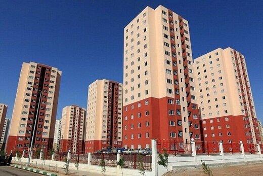 زمین ساخت ۸۱ هزار واحد مسکن ملی به بنیاد مسکن واگذار شد