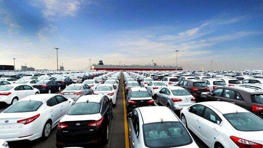 ریزش دلار خودروهای وارداتی را ارزان کرد