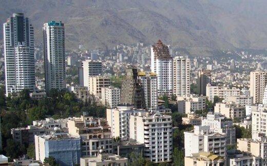 آپارتمان در تهران چند قیمت خورد؟