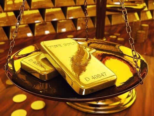طلای جهانی رکورد زد