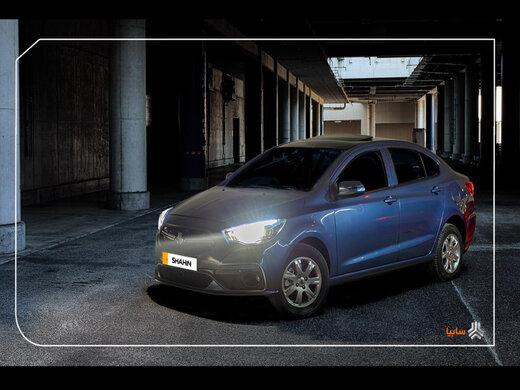 گام بلند سایپا به سوی ایمن سازی محصولات؛ سایپا شاهین ایمن ترین خودروی ایران از مگا پلت فرم SP۱۰۰