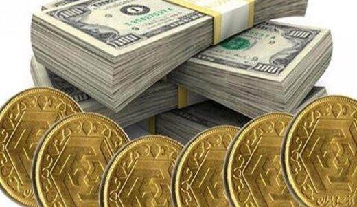 قیمت سکه، طلا و ارز ۱۴۰۰.۰۲.۲۷ / دلار ۲۲هزار و ۵۲۲ تومان شد