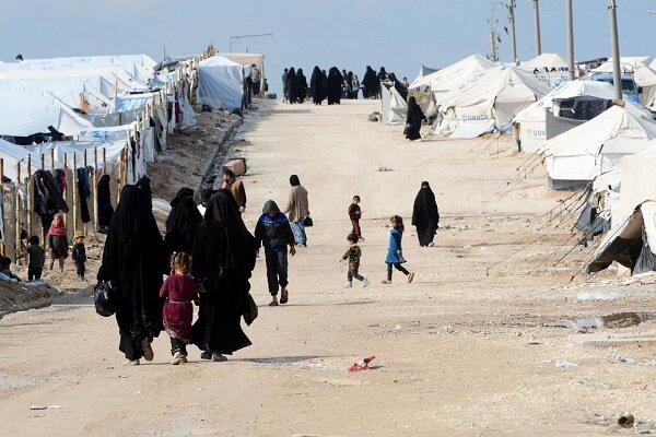 آغاز نخستین فاز انتقال ۱۰۰ خانواده پناهجو «اردوگاه الهلول»به عراق