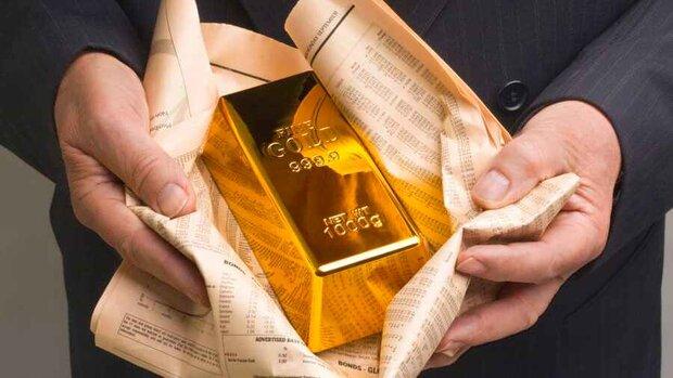 بهترین هفته برای قیمت جهانی طلا در ۶ هفته گذشته/هر اونس ۱۸۷۳دلار