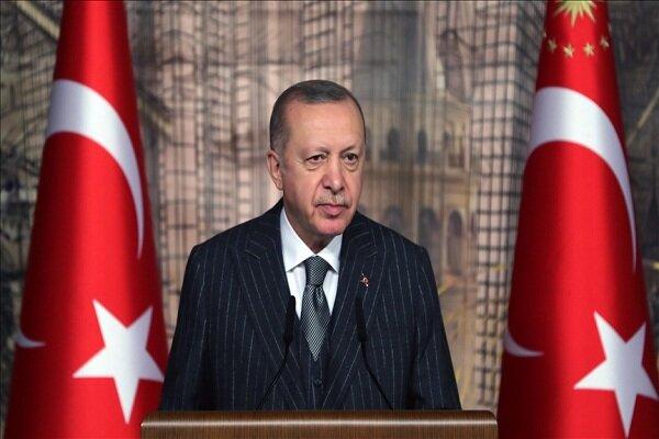 اردوغان «حملات شنیع» اسرائیل به نمازگزاران در الاقصی را محکوم کرد
