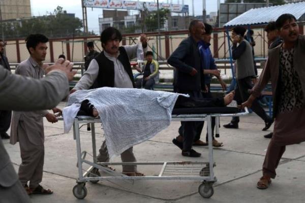 شمار تلفات انفجار کابل به ۵۸ نفر رسید