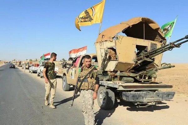 مرحله دوم عملیات «علی ولی الله» در جنوب «موصل» عراق