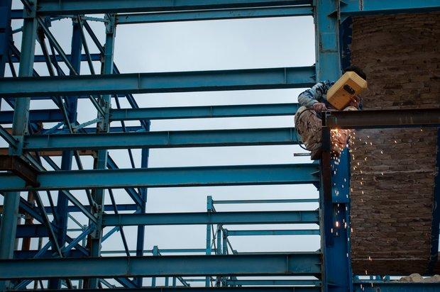 تورم آهن و میلگرد در سال ۹۹ رکورد تاریخی ۱۱۹ درصد را ثبت کرد