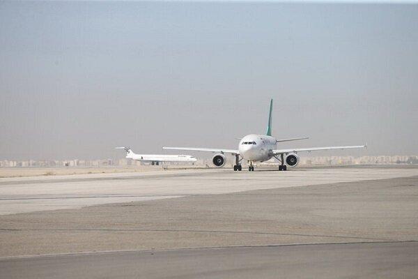 نقص فنی در پرواز ۷۱۱ تهران - لندن/پرواز جدید جایگزین شد