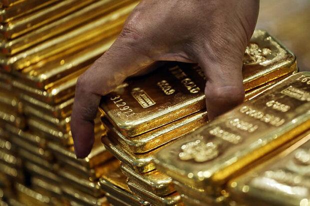 قیمت طلا با افت ارزش دلار، رشد کرد / هر اونس ۱۸۵۰ دلار