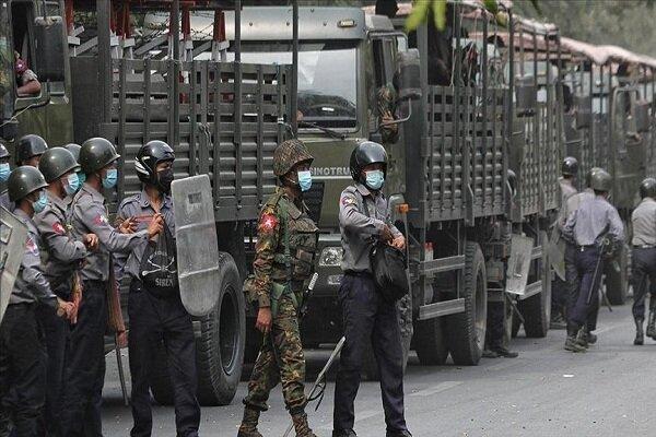 آمریکا ۱۶ مقام از جمله رئیس بانک مرکزی میانمار را تحریم کرد