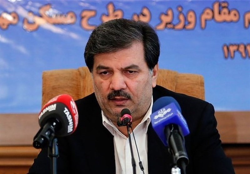 وعده اتمام پروژههای مسکن مهر تا قبل از پایان دولت روحانی