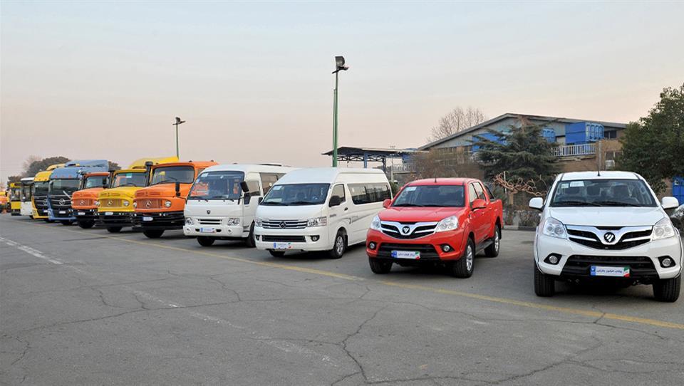 افزایش قابل توجه تولید ایران خودرو دیزل در میان تجاریسازان