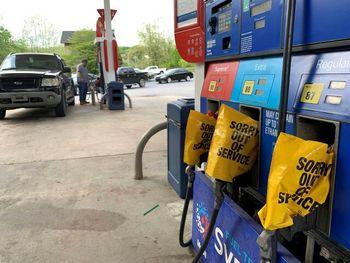 وخامت اوضاع سوخت در آمریکا/ بنزین در واشنگتن کمیاب شد