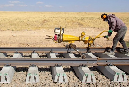 مصوبه خطآهن شلمچه-بصره به وزارت حمل و نقل عراق ابلاغ شد