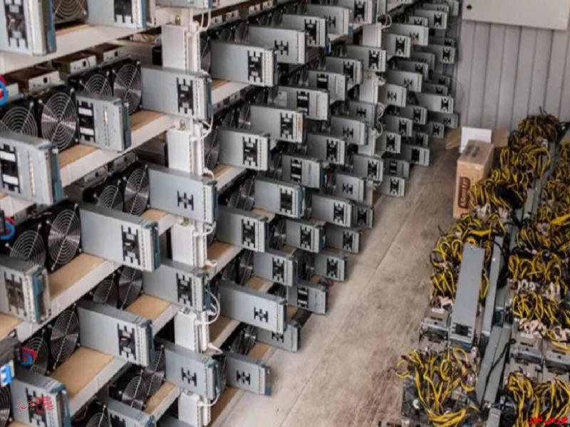 جمع آوری ۶۰ دستگاه ماینر در خرمشهر