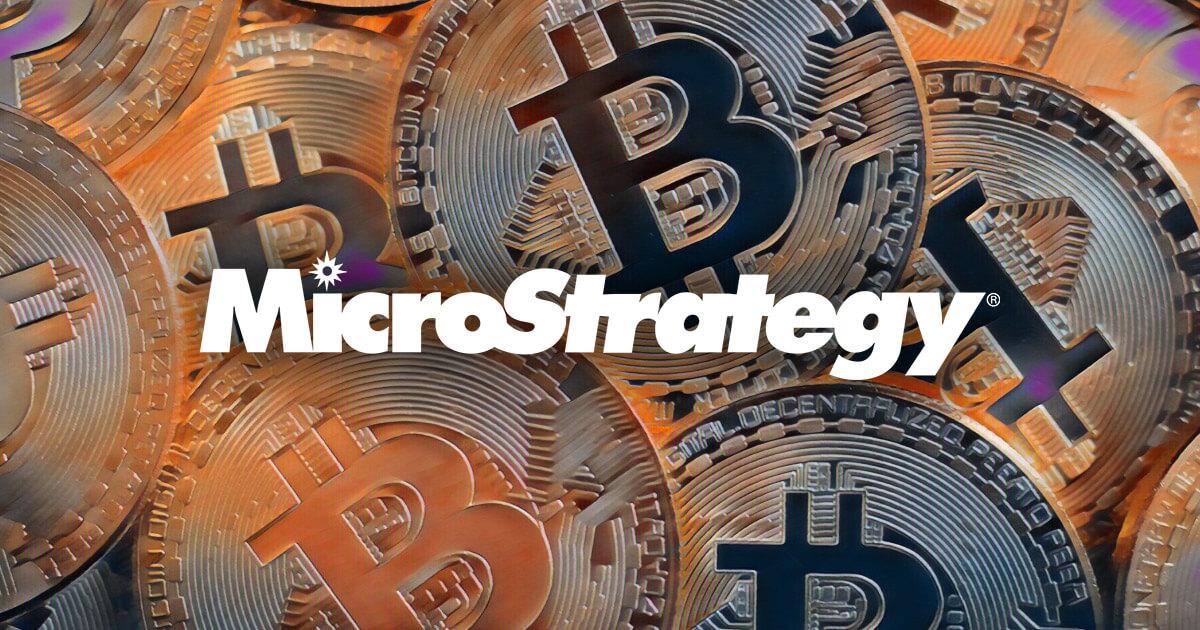 شرکت مایکرواستراتژی با فروش سهامش، یک میلیارد دلار بیت کوین میخرد