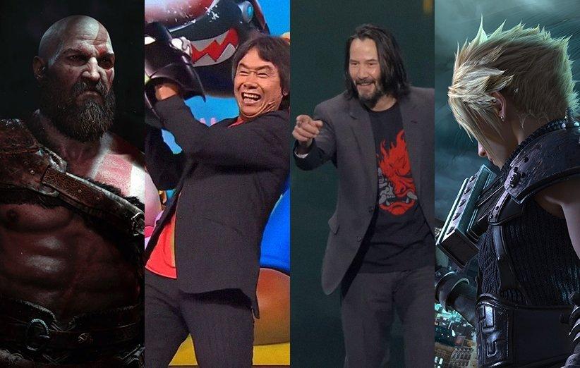 ۲۰ رونمایی برتر تاریخ E3؛ نمایشهایی که نفس در سینه حبس کردند