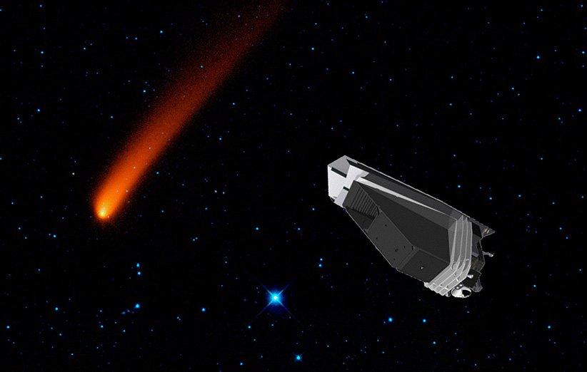 ناسا برای محافظت بهتر از زمین در برابر برخورد سیارکها یک تلسکوپ فضایی میسازد