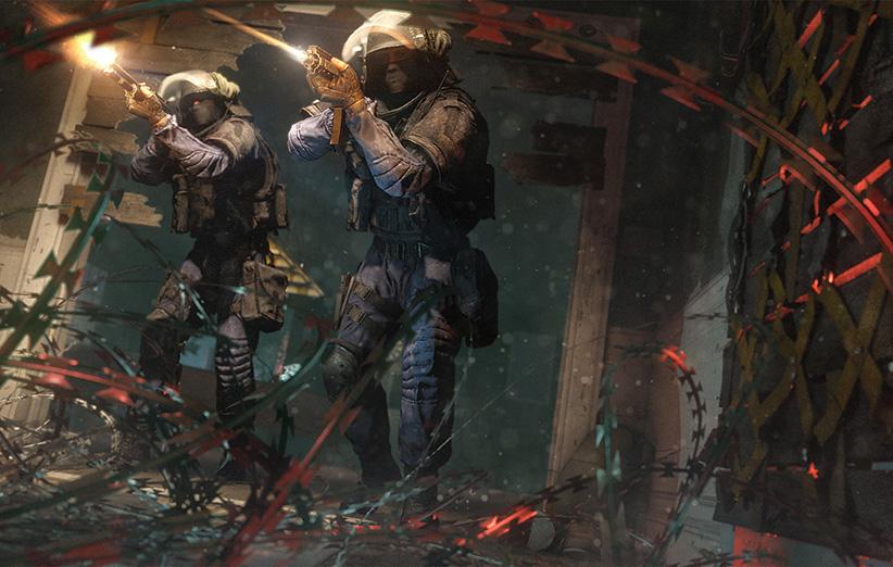 کراسپلی به Rainbow Six Siege اضافه خواهد شد